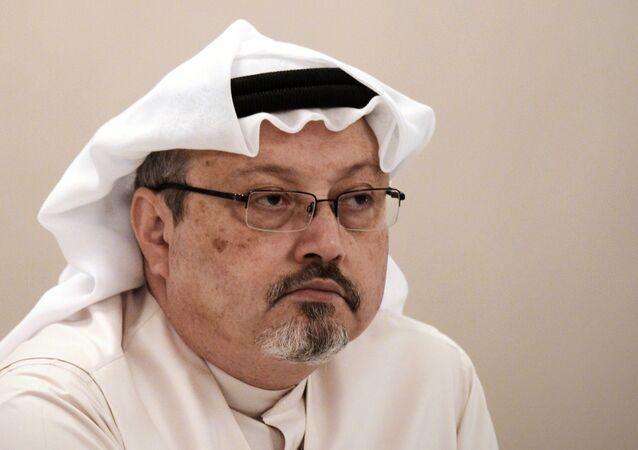 الصحفي السعودي المقتول جمال خاشقجي
