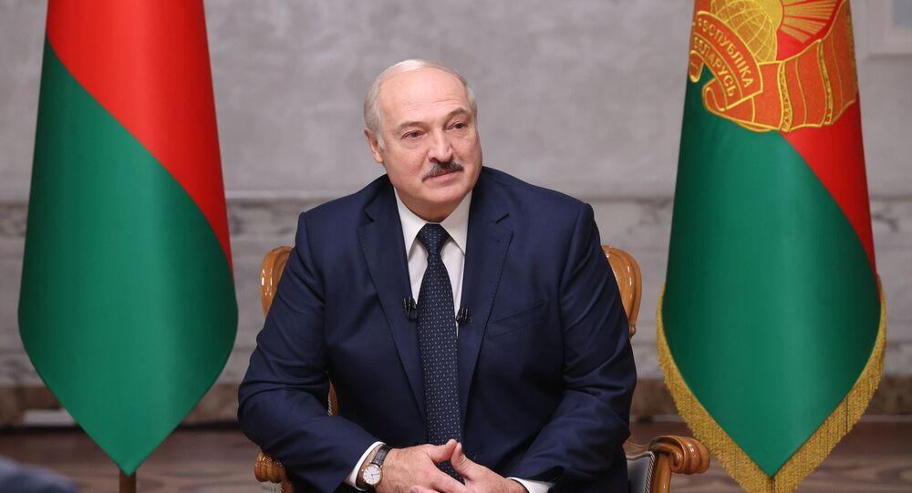 مقابلة مع رئيس بيلاروسيا، ألكسندر لوكاشينكو
