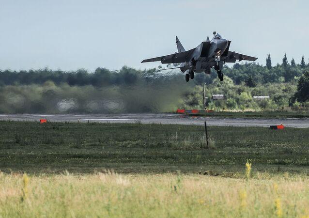 المقاتلة الروسية ميغ 31