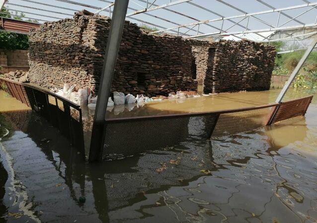 فيضانات السودان في سبتمبر عام 2020