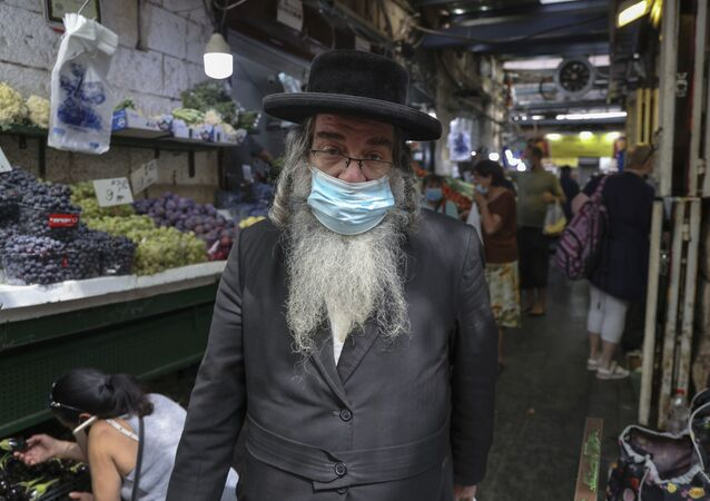 ارتفاع حالات الإصابة بمرض كوفيد 19 في إسرائيل، 14 سبتمبر 2020