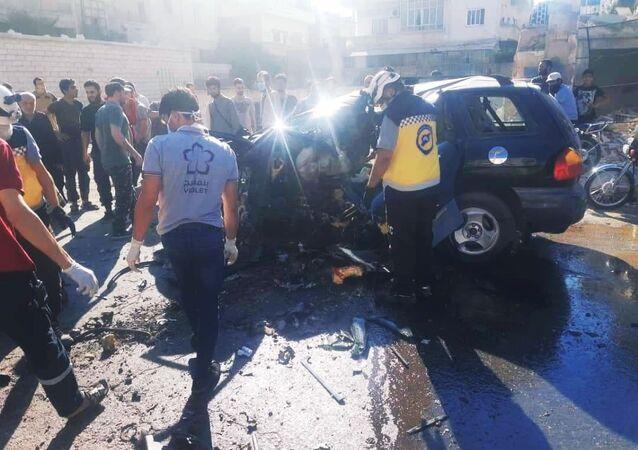 تحييد يمني وتونسي من كبار متزعمي القاعدة بغارة وسط إدلب