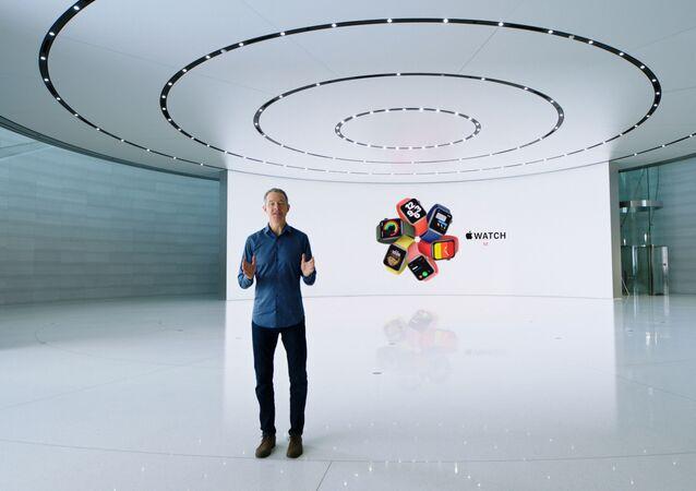 طرح مجموعة من المنتجات والخدمات الجديدة لشركة آبل، 15 سبتمبر 2020