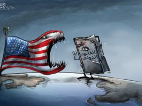 القانون الدولي وأمريكا لا يتفقان