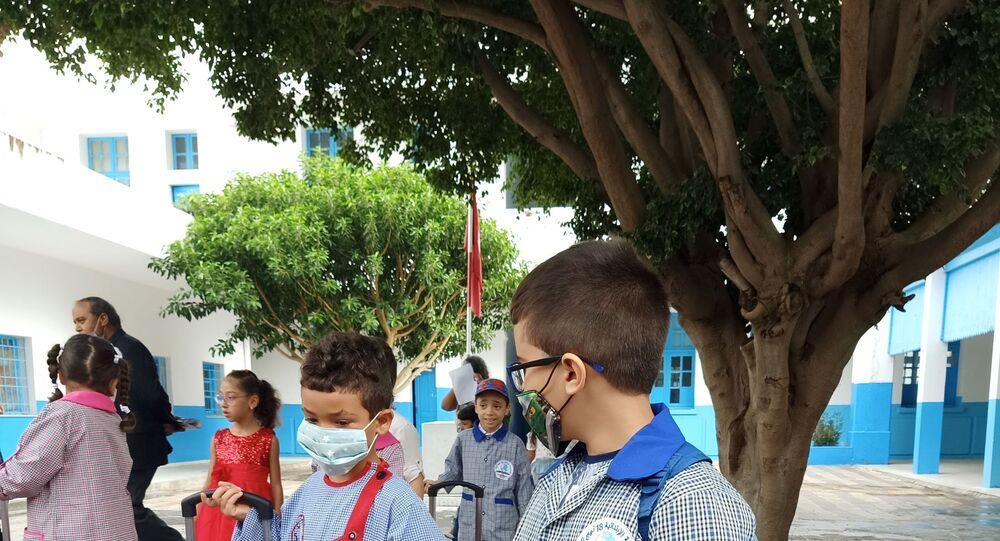 مدرسة تونسية
