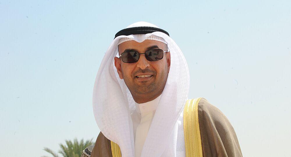 الأمين العام لمجلس التعاون الخليجي، نايف الحجرف