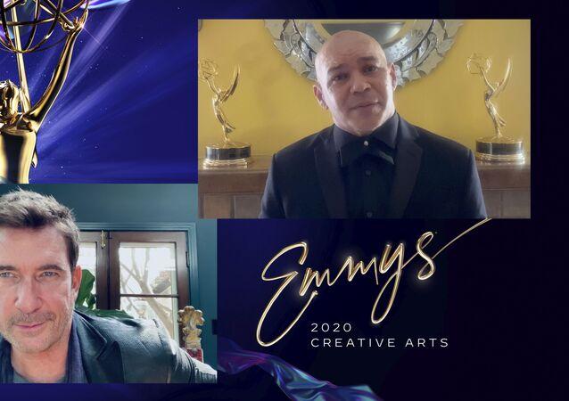 حفل توزيع جوائز إيمي الافتراضي 20 سبتمبر أيلول 2020