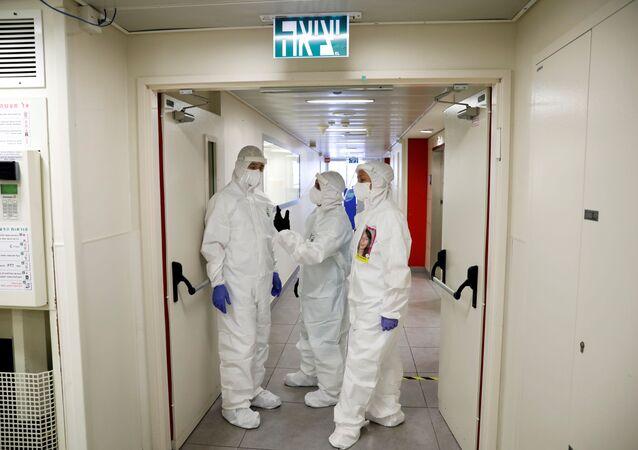 إعادة فرض الإغلاق التام بسبب الموجة الثانية من انتشار فيروس كورونا في إسرائيل21 سبتمبر 2020