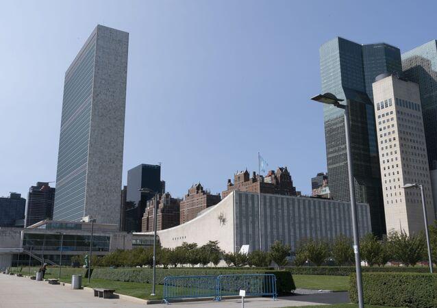 مقر الأمم المتحدة في نيويورك، الولايات المتحدة 21 سبتمبر 2020