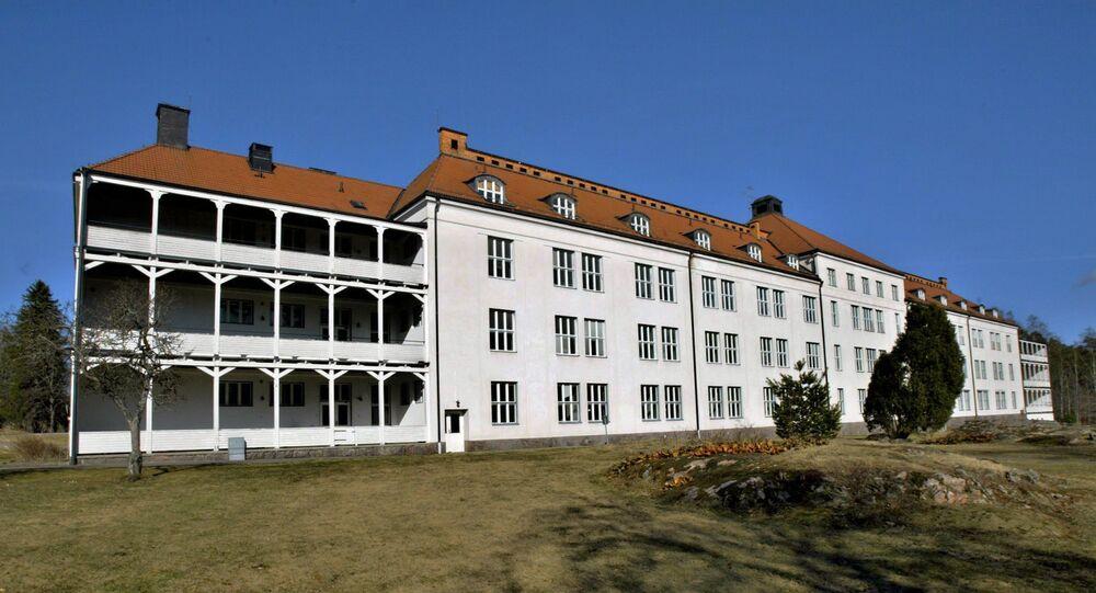 سجن في السويد