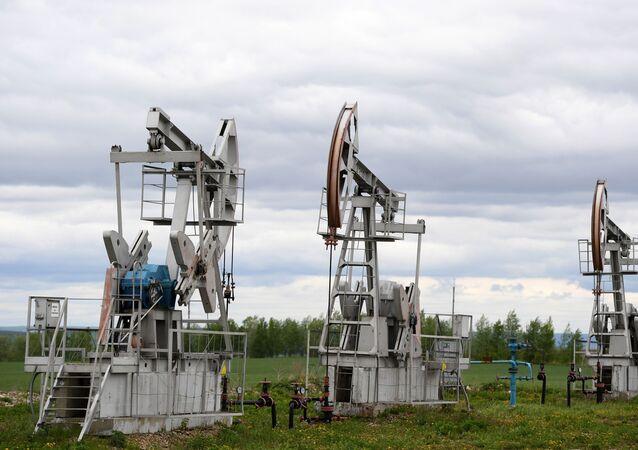 شركة تاتنفت الروسية لإنتاج النفط