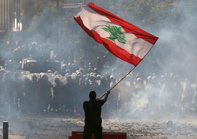 أزمة لبنان، بيروت 8 أغسطس 2020