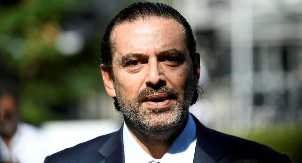 أزمة لبنان، أغسطس 2020
