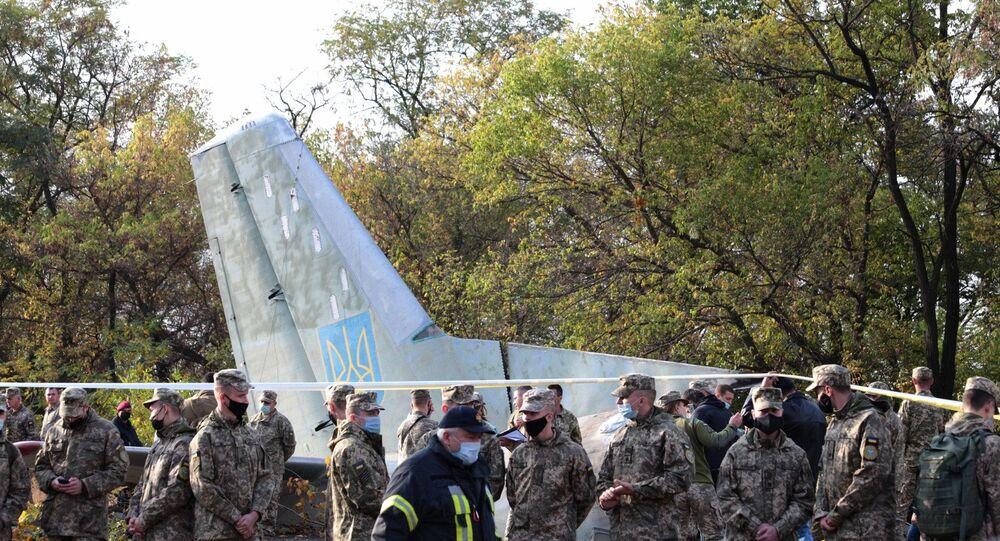 تحطم طائرة آن-26