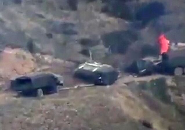 التصاعد العسكري بين أرمينيا و أذربيجان في منقطة ناغورني قرة باغ، 27 سبتمبر 2020