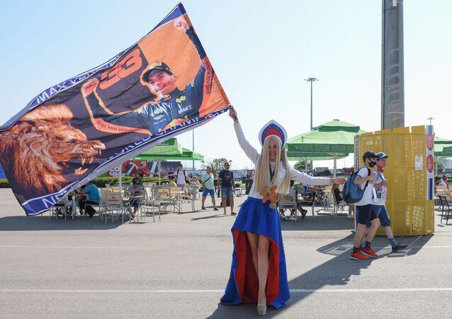 سباق جائزة روسيا الكبرى فورمولا 1 - في مدينة سوتشي الروسية، 27 سبتمبر 2020