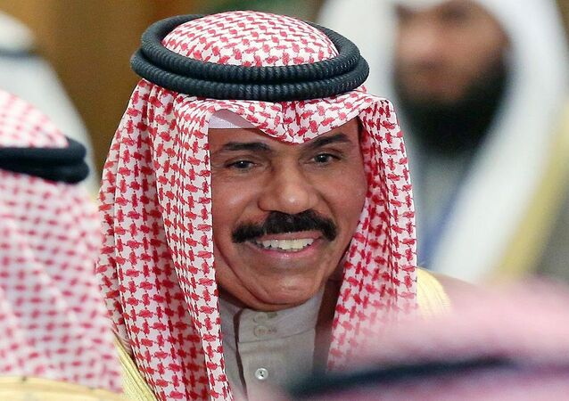 ولي العهد الشيخ نواف الأحمد يتولى منصب أمير الكويت