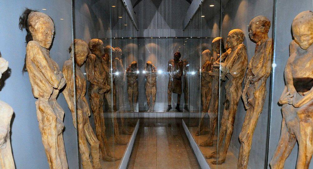 متحف الموميا المكسيك