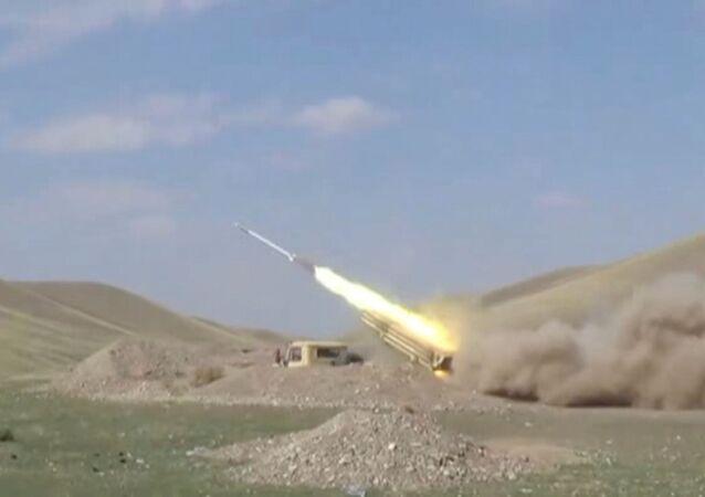 التصعيد العسكري بين أرمينيا وأذربيجان