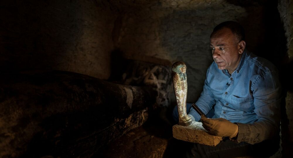مصطفى الوزيري، الأمين العام للمجلس الأعلى للآثار المصري