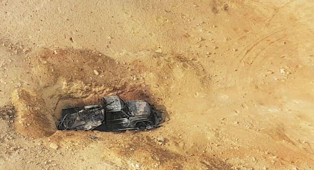 القوات العراقية تنفذ إنزالا وتدمر وكرا خطيرا لـداعش قرب الأردن