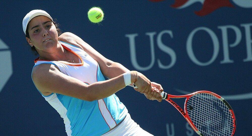 لاعبة كرة المضرب التونسية أٌنس جابر تصبح أول عربية تبلغ الدور الرابع في بطولة رولان غاروس