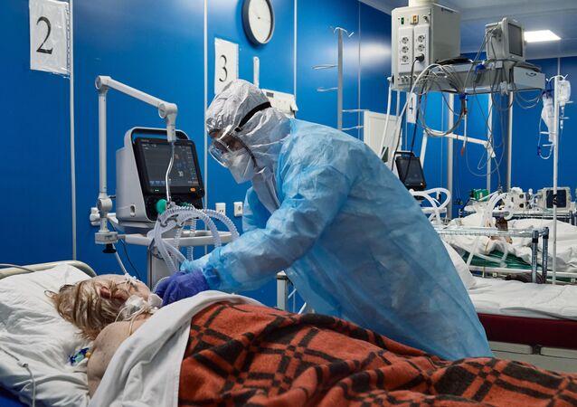 علاج فيروس كورونا في روسيا