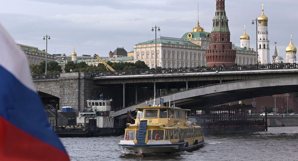 الكرملين، موسكو 2020