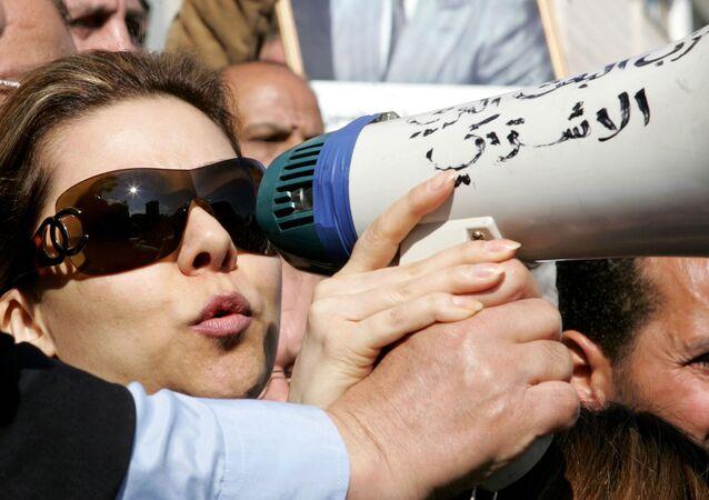 رغد صدام حسين، 2007