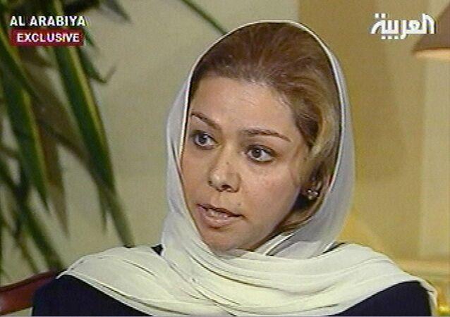 رغد صدام حسين، 2004