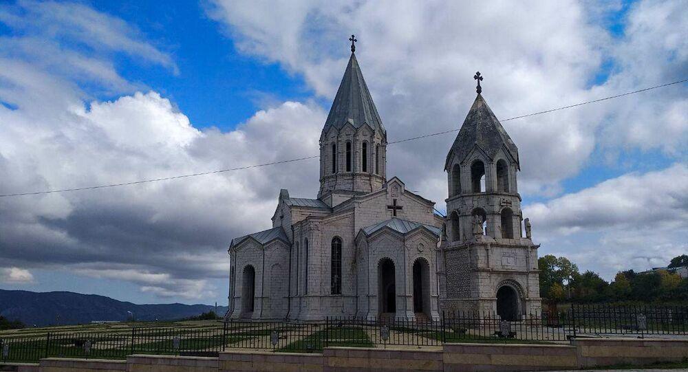 كنيسة  شوشي