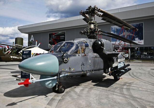 مروحية كا-52ك كاتران