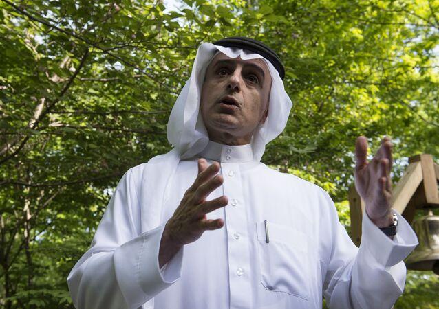 وزير الدولة للشؤون الخارجية في السعودية، عادل الجبير
