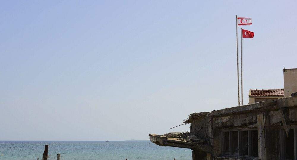 منطقة فاروشا في قبرص
