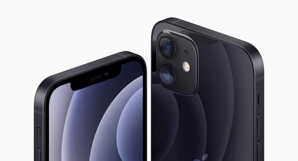 هاتف آيفون 12، كاليفورنيا الولايات المتحدة 13 أكتوبر 2020