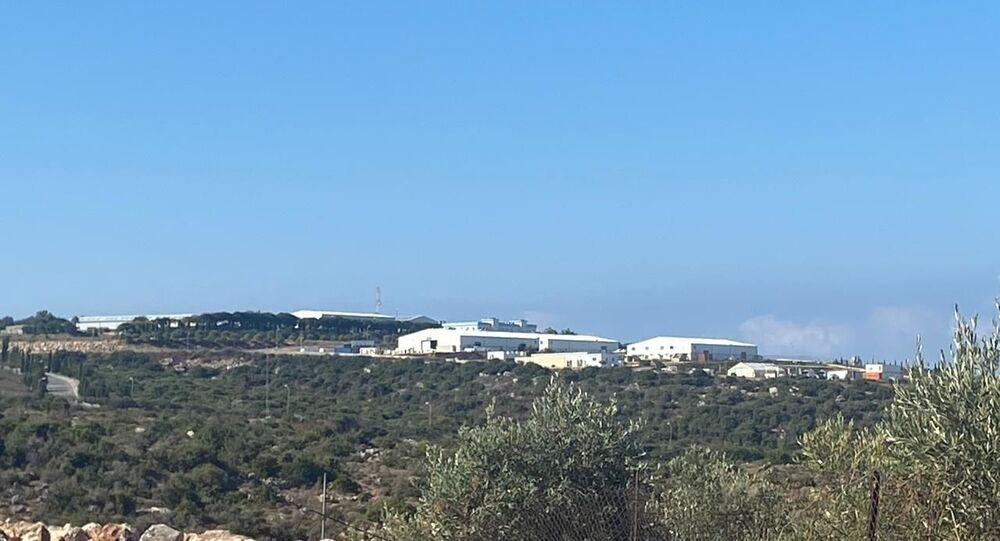 مقر قوة الأمم المتحدة جنوبي لبنان في الناقورة