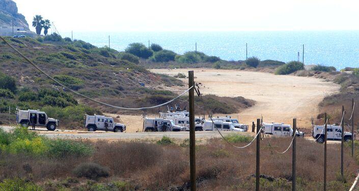 الحدود اللبنانية والإسرائيلية - ترسيم الحدود بين لبنان وإسرائيل ، 14 أكتوبر / تشرين الأول 2020