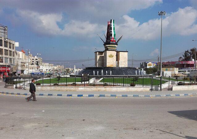 مدينة الزرقاء الأردن