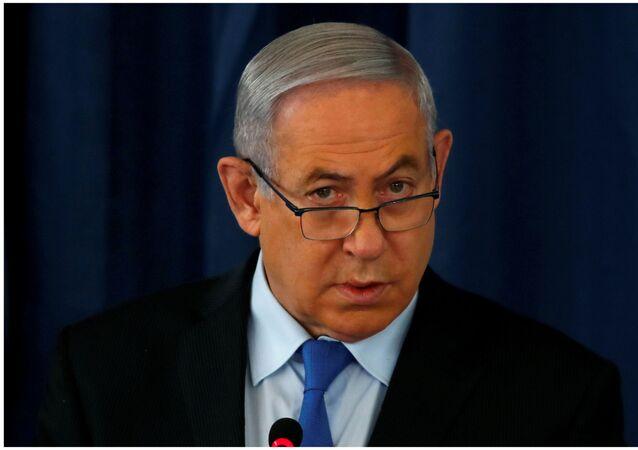 رئيس الوزراء الإسرائيلي بنيامين نتنياهو، إسراتئيل،ولي عهد أبو ظبي محمد بن زايد آل نهيان، الإمارات 2 أكتوبر 2020