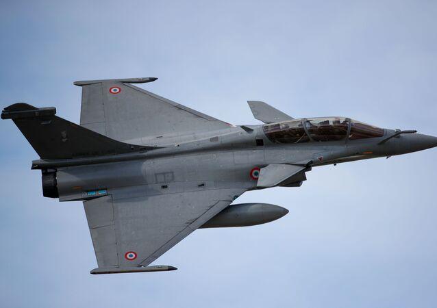 طائرات تابعة لسلاح الجو الفرنسي