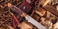 سكاكين من صناعة الروسية آنا غيرمان للعلامة التجارية Vasverblades