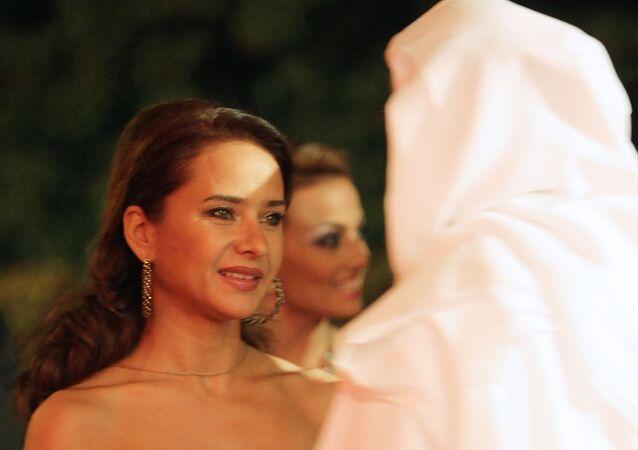 الفنانة المصرية نيللي كريم