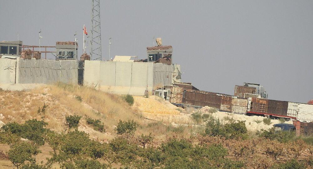 سبوتنيك ترصد تفكيك موقع للجيش التركي يحاصره الجيش السوري شمال حماة