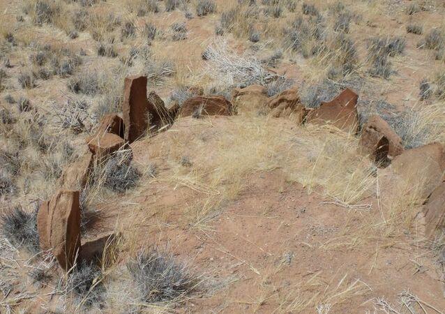 دوائر الجن الغامضة في صحراء ناميبيا