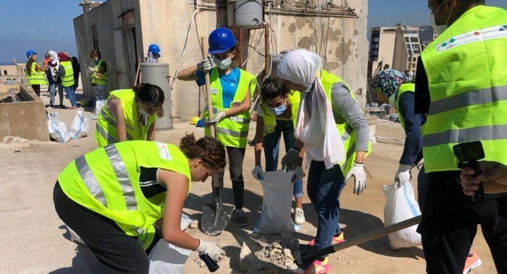إعادة ترميم مدينة الأشباح... جهود أهلية واسعة لإعادة إعمار بيروت عقب انفجار المرفأ