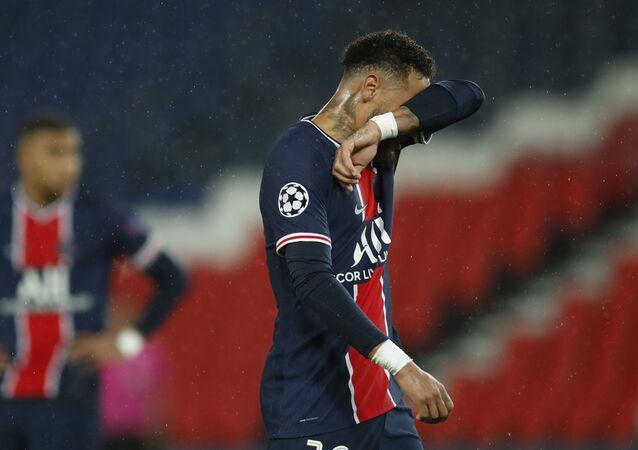 مباراة باريس سان جيرمان ومانشستر يونايتد في دوري أبطال أوروبا