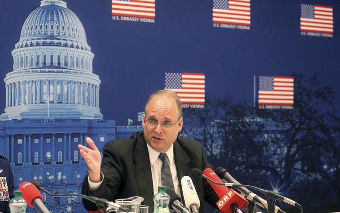 المبعوث الرئاسي الأمريكي الخاص للحد من التسلح مارشال بيلينجسلي