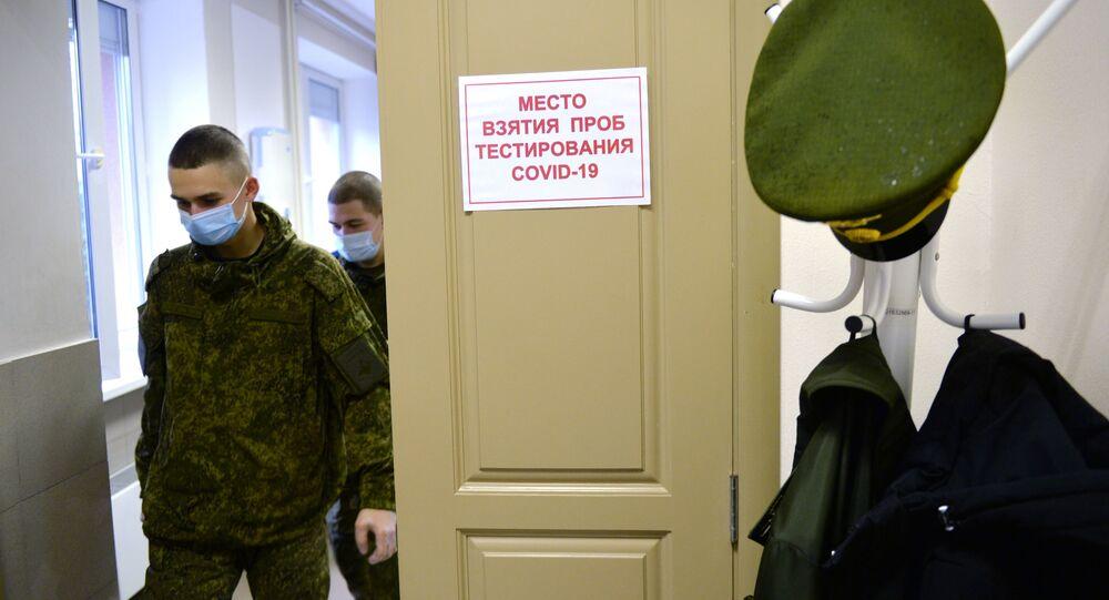 التجنيد في روسيا - الجيش الروسي، 20 أكتوبر 2020