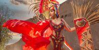 المشاركة في مسابقة ملكة جمال المكسيك 2020، إيزيلا سيرانو ممثلة عن مدينة تشيهواهوا