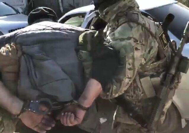 الأمن الفدرالي الروسي يعلن تفكيك خلايا إرهابية واعتقال متطرفين جنوبي روسيا، 23 أكتوبر 2020
